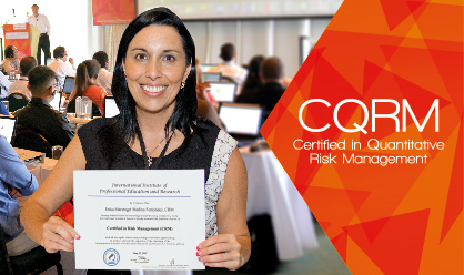 Certified in Quantitative Risk Management - CQRM